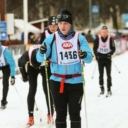 Skiing 45 km - Martin Nilsson (1436)