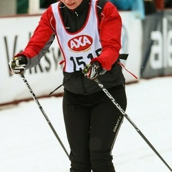 Skiing 45 km - Nina Ollashed (1515)