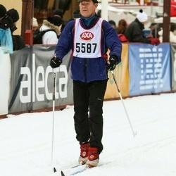Skiing 45 km - Greger Svanbom (5587)