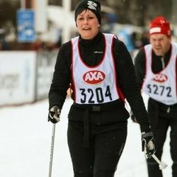 Skiing 45 km - Annika Kristensson (3204)