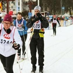 Skiing 45 km - Tomas Wallén (3313)