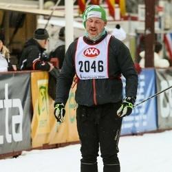 Skiing 45 km - Johan Bergman (2046)