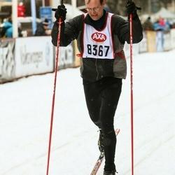 Skiing 45 km - Erik Lindblom (8367)