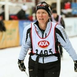 Skiing 45 km - Anna Hallin (1493)