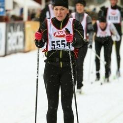 Skiing 45 km - Frida Johansson (5554)