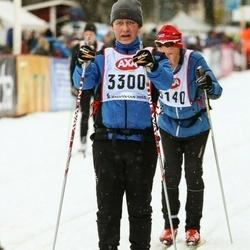 Skiing 45 km - Mats Englund (3300)