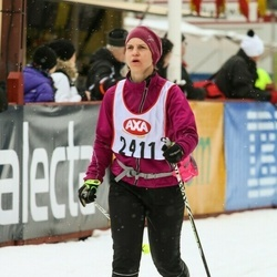 Skiing 45 km - Ida Sundstedt (2411)