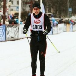 Skiing 45 km - Niklas Johansson (8003)