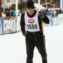 Skiing 45 km - Håkan Englund (2600)