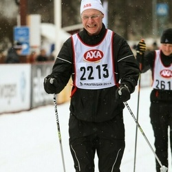 Skiing 45 km - Stefan Möller (2213)