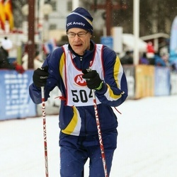 Skiing 45 km - Bo Henriksson (5048)