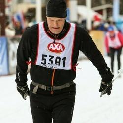 Skiing 45 km - Jan-Erik Bäcklund (5381)