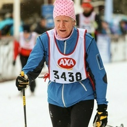Skiing 45 km - Margareta Malm-Andersson (3438)