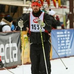 Skiing 45 km - Anders Nordh (1531)