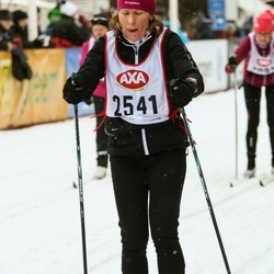 Skiing 45 km - Gunilla Mossberg (2541)