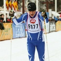 Skiing 45 km - Arne Nilsson (9177)