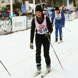 Skiing 45 km - Annema Paus (4016)