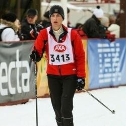 Skiing 45 km - Ellen Omblets (3413)