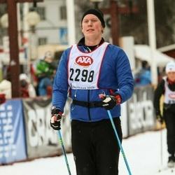 Skiing 45 km - Magnus Lundberg (2298)