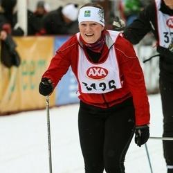 Skiing 45 km - Malin Humes (3126)