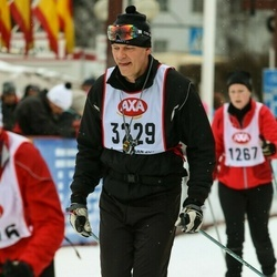 Skiing 45 km - Mats Skoog (3229)