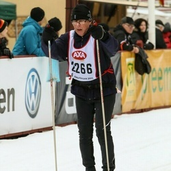 Skiing 45 km - Åke Hjort (2266)