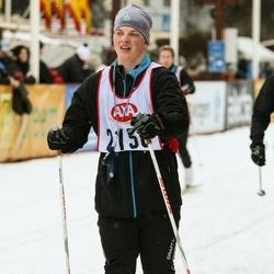 Skiing 45 km - Marcus Kallur (2130)