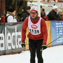 Skiing 45 km - Miguel Puertas (6139)