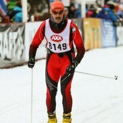 Skiing 45 km - Jose Luis Rubio Anaya (6149)