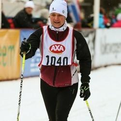 Skiing 45 km - Majken Dalgaard (1040)