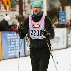 Skiing 45 km - Daniel Pauli (2206)