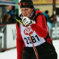 Skiing 45 km - Elin Thisner (2381)