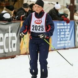 Skiing 45 km - Åsa Nordström (2025)
