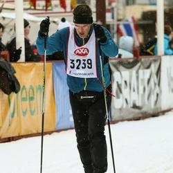 Skiing 45 km - Christer Nordling (3239)