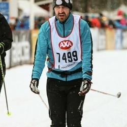 Skiing 45 km - Ivar Svenblad (7499)