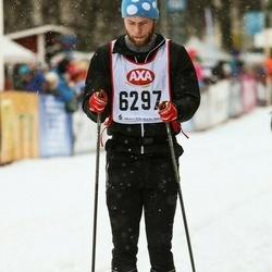 Skiing 45 km - Patrik Larsson (6297)