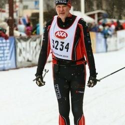 Skiing 45 km - Erik Nordén (3234)
