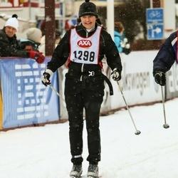 Skiing 45 km - Åsa Berg (1298)