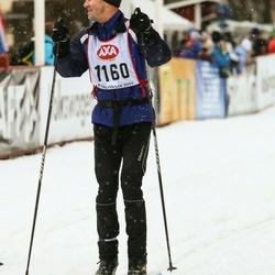 Skiing 45 km - Lars Gatu (1160)