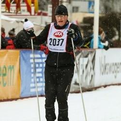 Skiing 45 km - Bengt Andersson (2037)