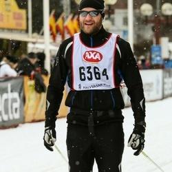 Skiing 45 km - Joakim Dunker (6364)