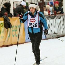 Skiing 45 km - Linn Näslund (1526)