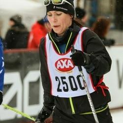 Skiing 45 km - Jessica Magnusson (2500)