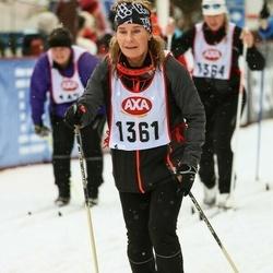 Skiing 45 km - Malin Jordell (1361)