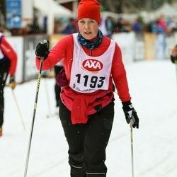 Skiing 45 km - Sophia Pertun (1193)