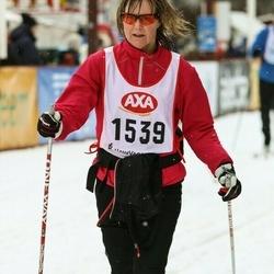 Skiing 45 km - Susanne Cangren (1539)