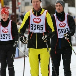 Skiing 45 km - Robert Grip (3385)