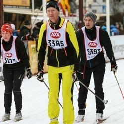 Skiing 45 km - Robert Grip (3385)