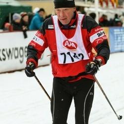 Skiing 45 km - Lars Grehn (7142)