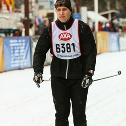 Skiing 45 km - Conny Enell (6381)